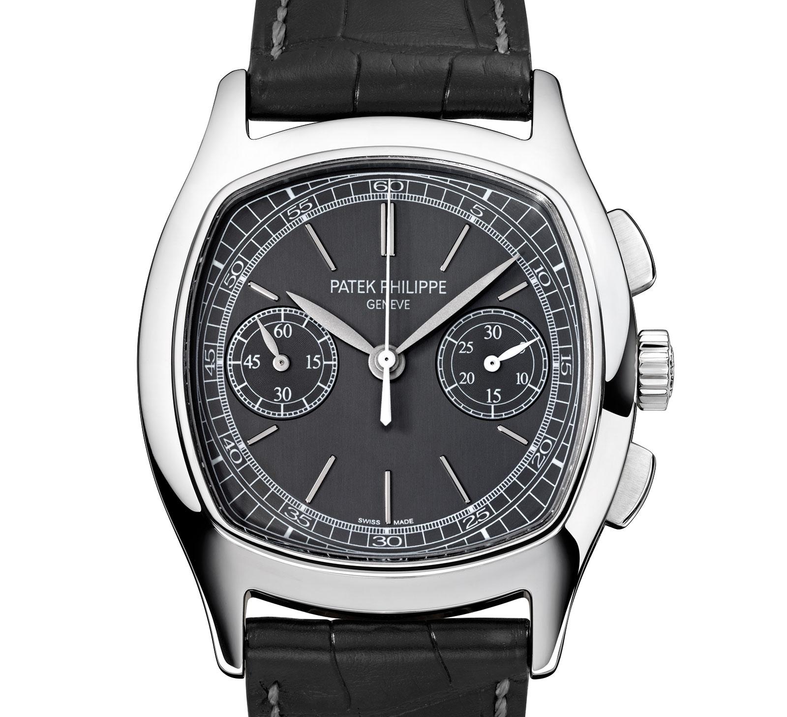 Patek Philippe steel chronograph 3670A-001