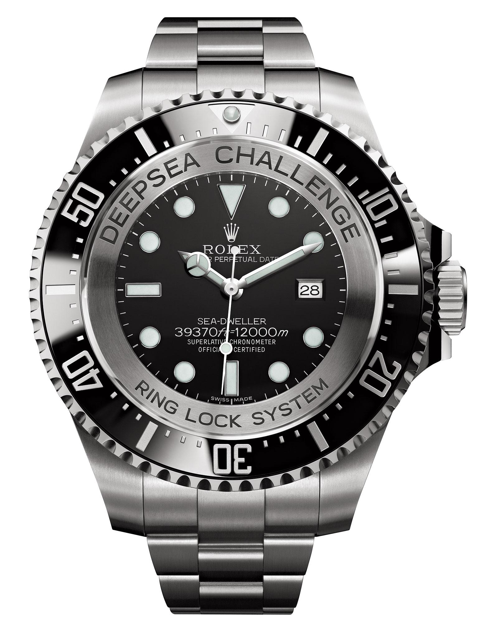Rolex Deepsea Challenge 2