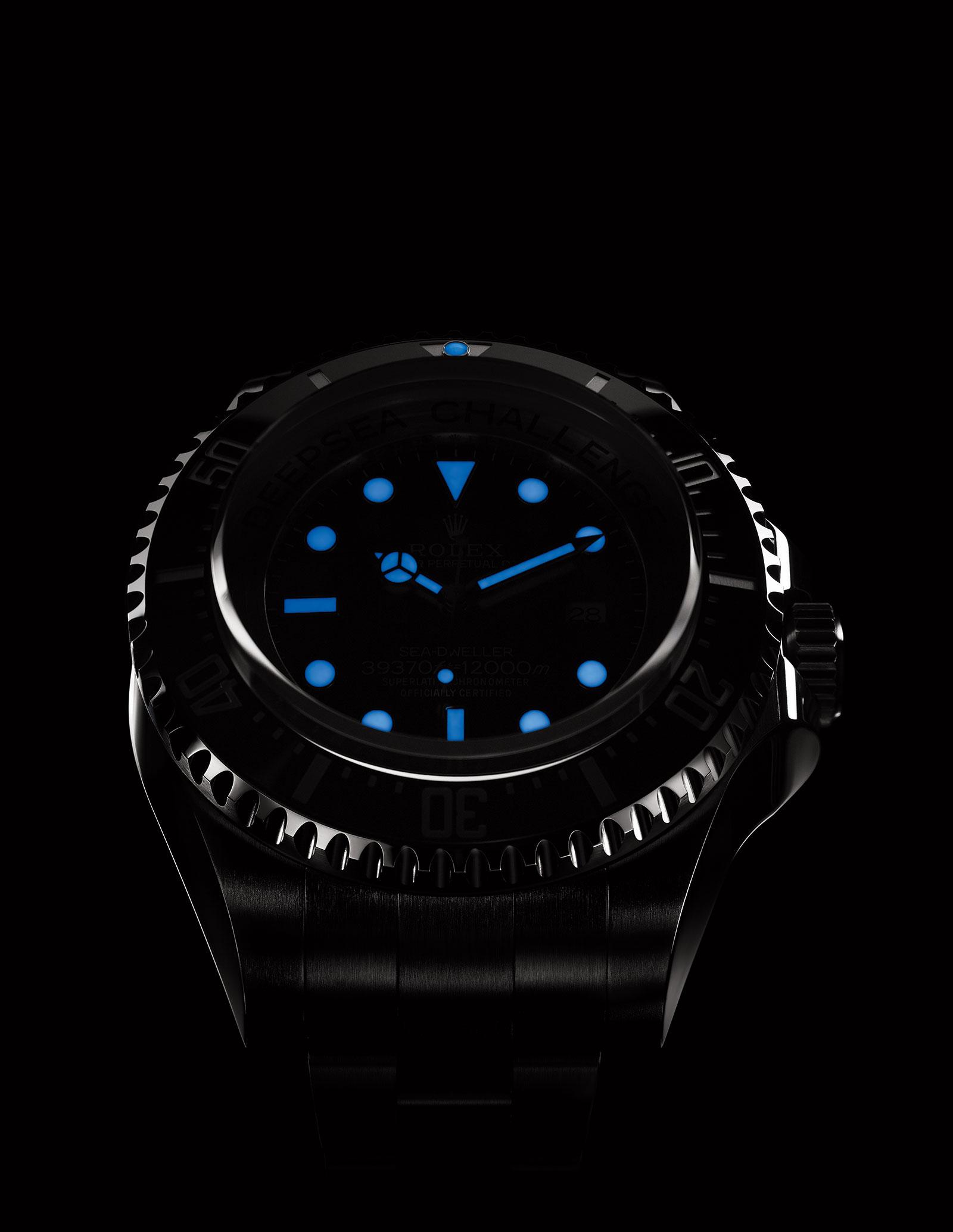 Rolex Deepsea Challenge 4