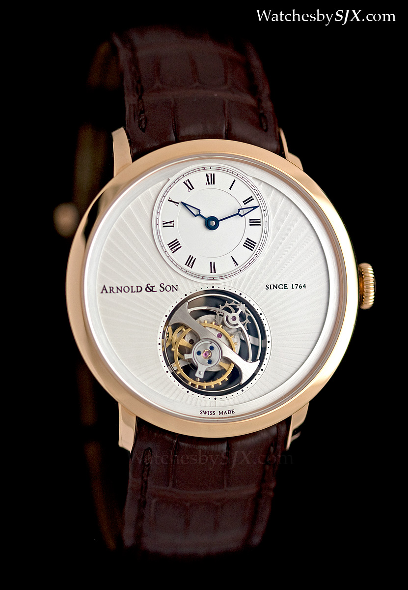 Arnold & Son UTTE tourbillon (1)