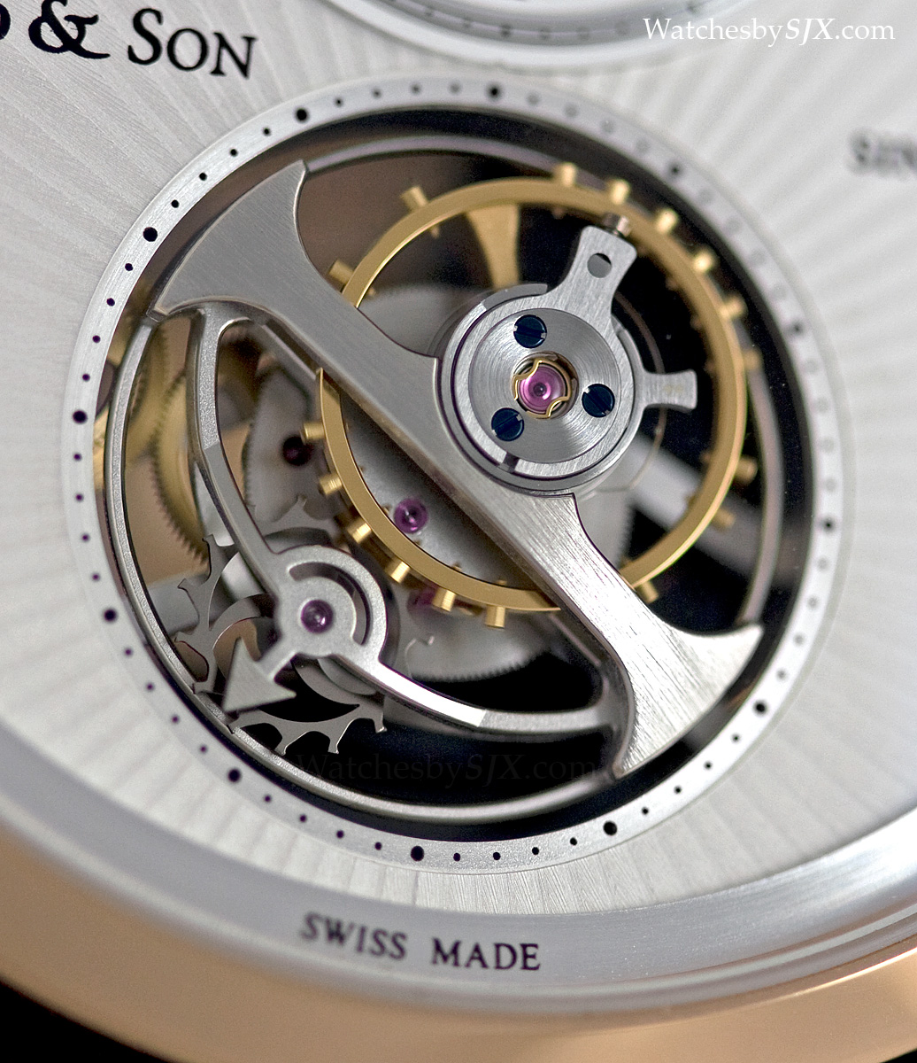 Arnold & Son UTTE tourbillon (2)