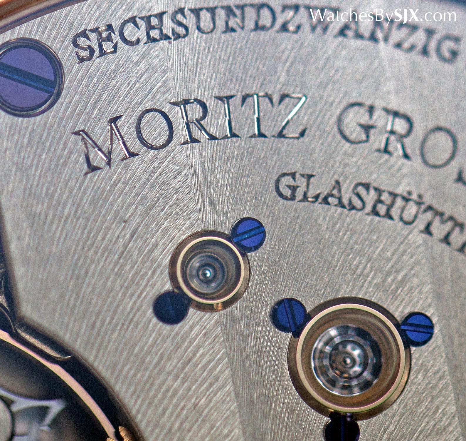 Moritz Grossmann Benu Power Reserve 3