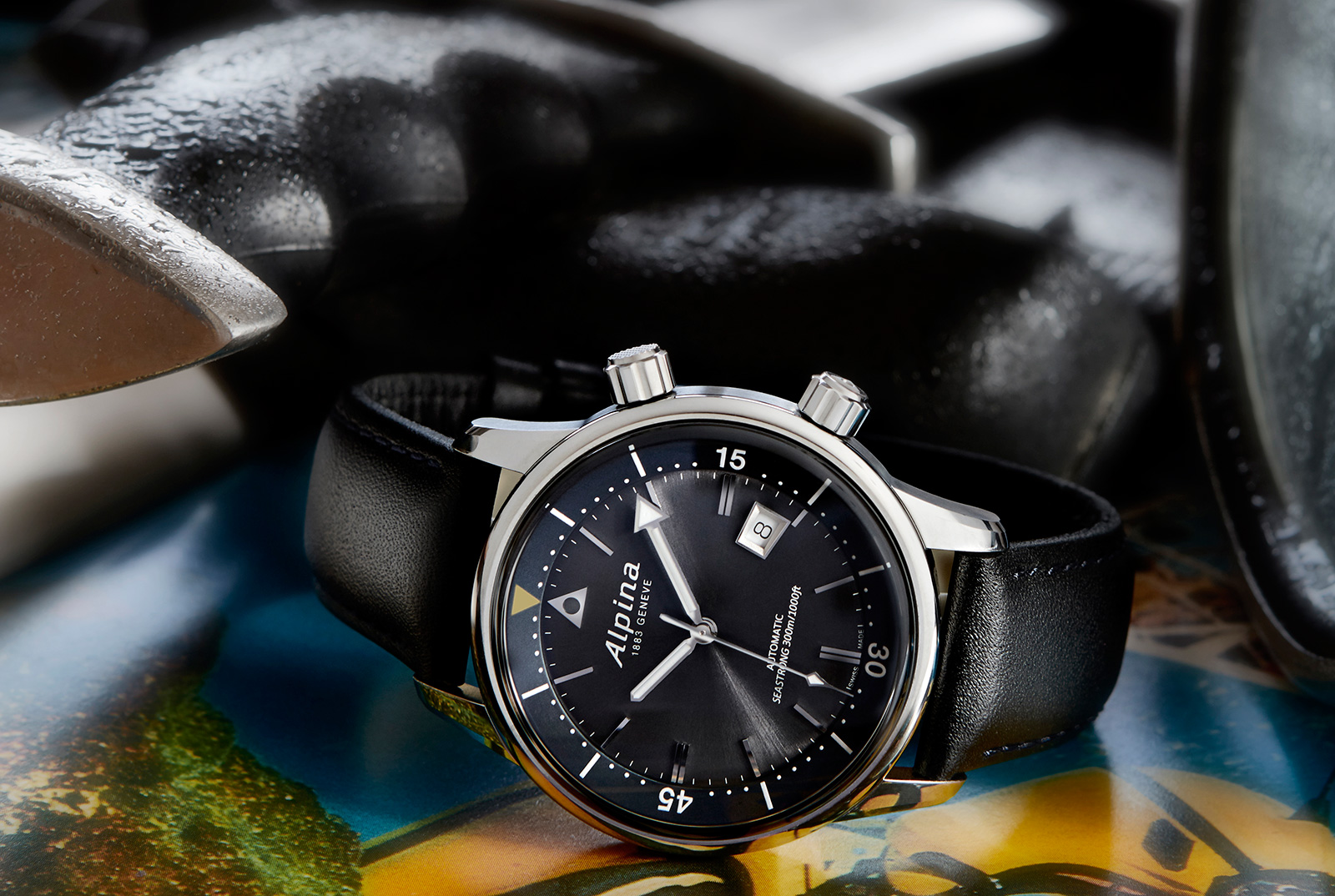 Alpina Seastrong Diver Heritage 1