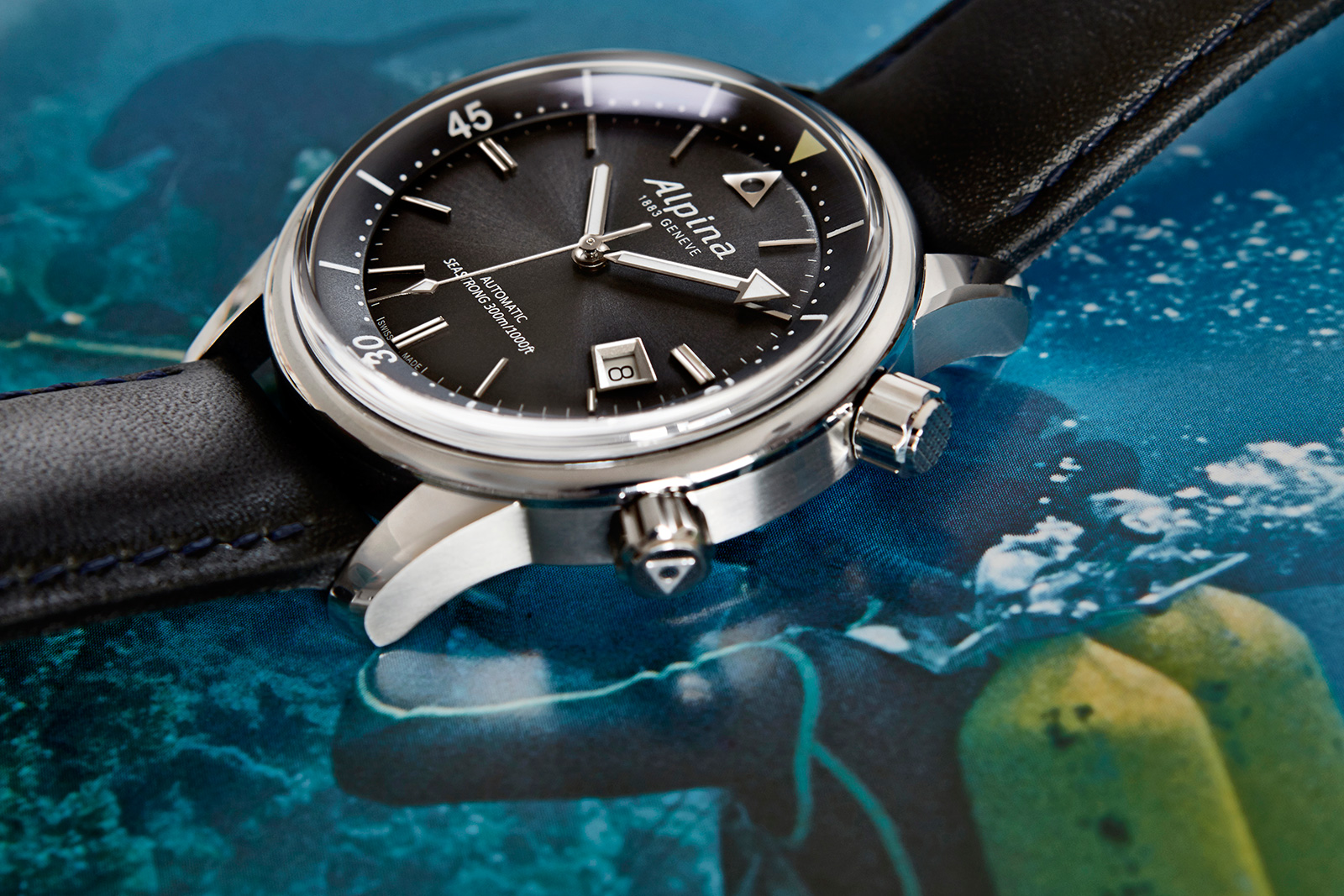 Alpina Seastrong Diver Heritage 2