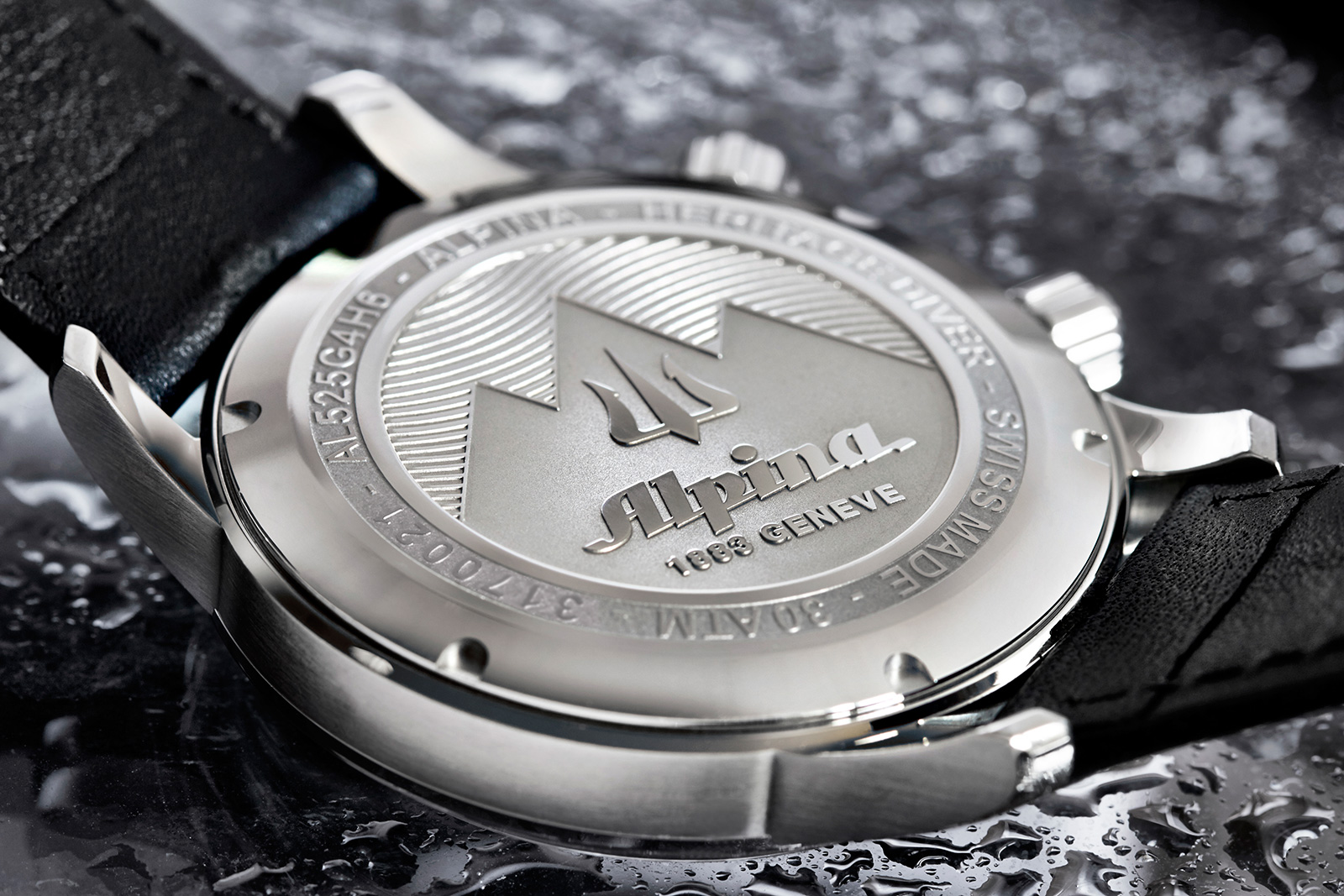 Alpina Seastrong Diver Heritage 4