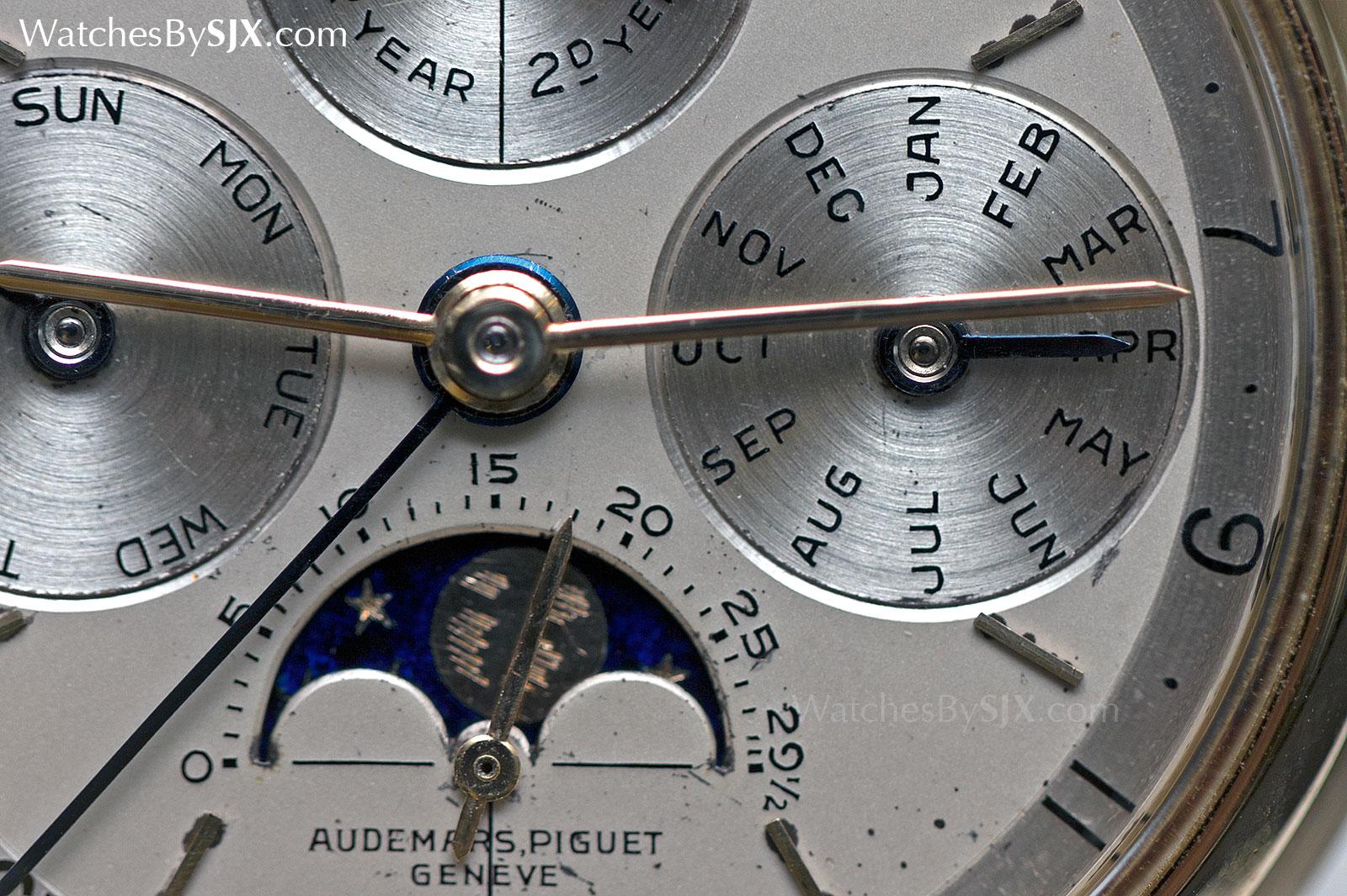 Audemars Piguet Perpetual Calendar 5516 - 3