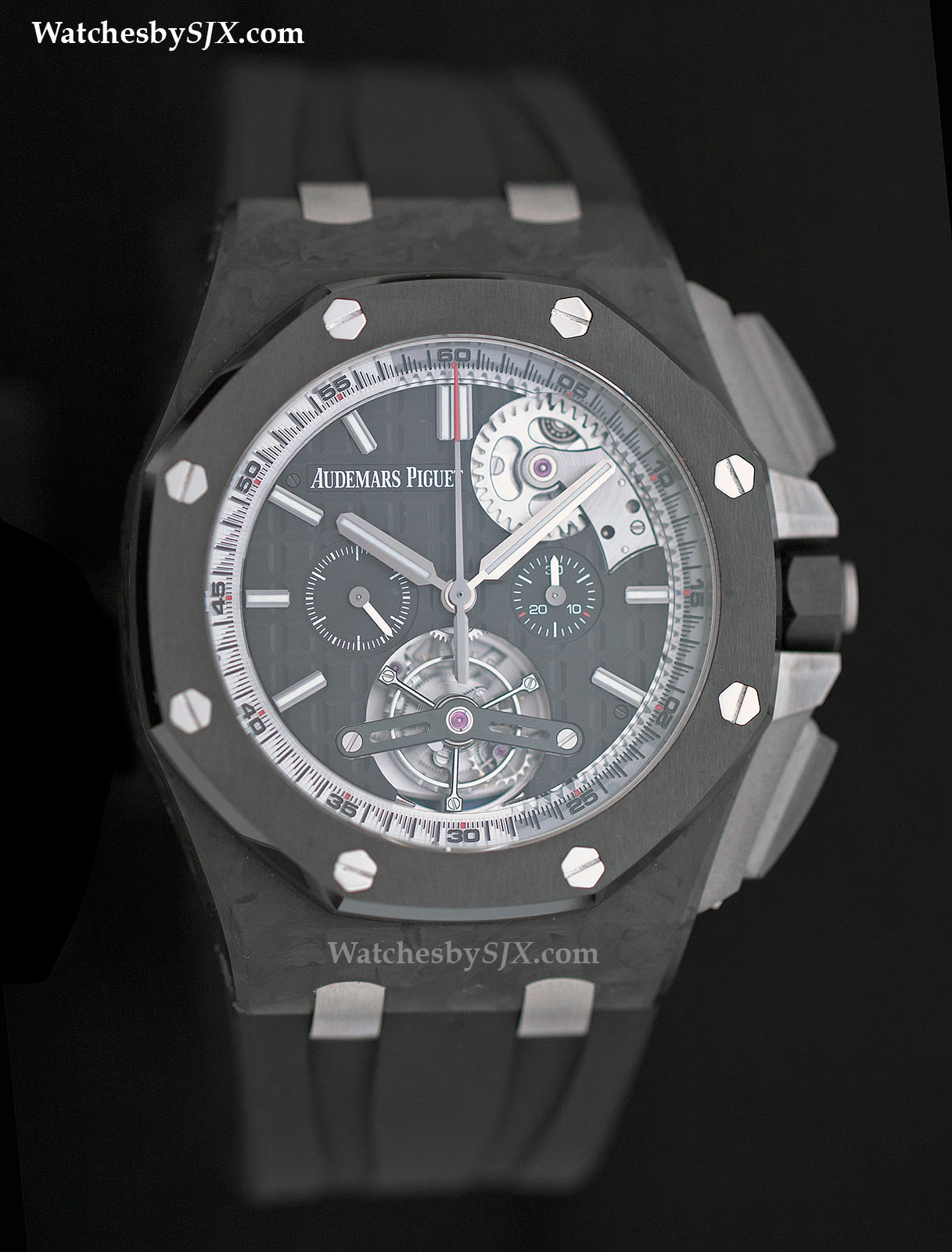 Audemars-Piguet-Royal-Oak-Offshore-Tourbillon-Chronograph-Carbon-Composite-1