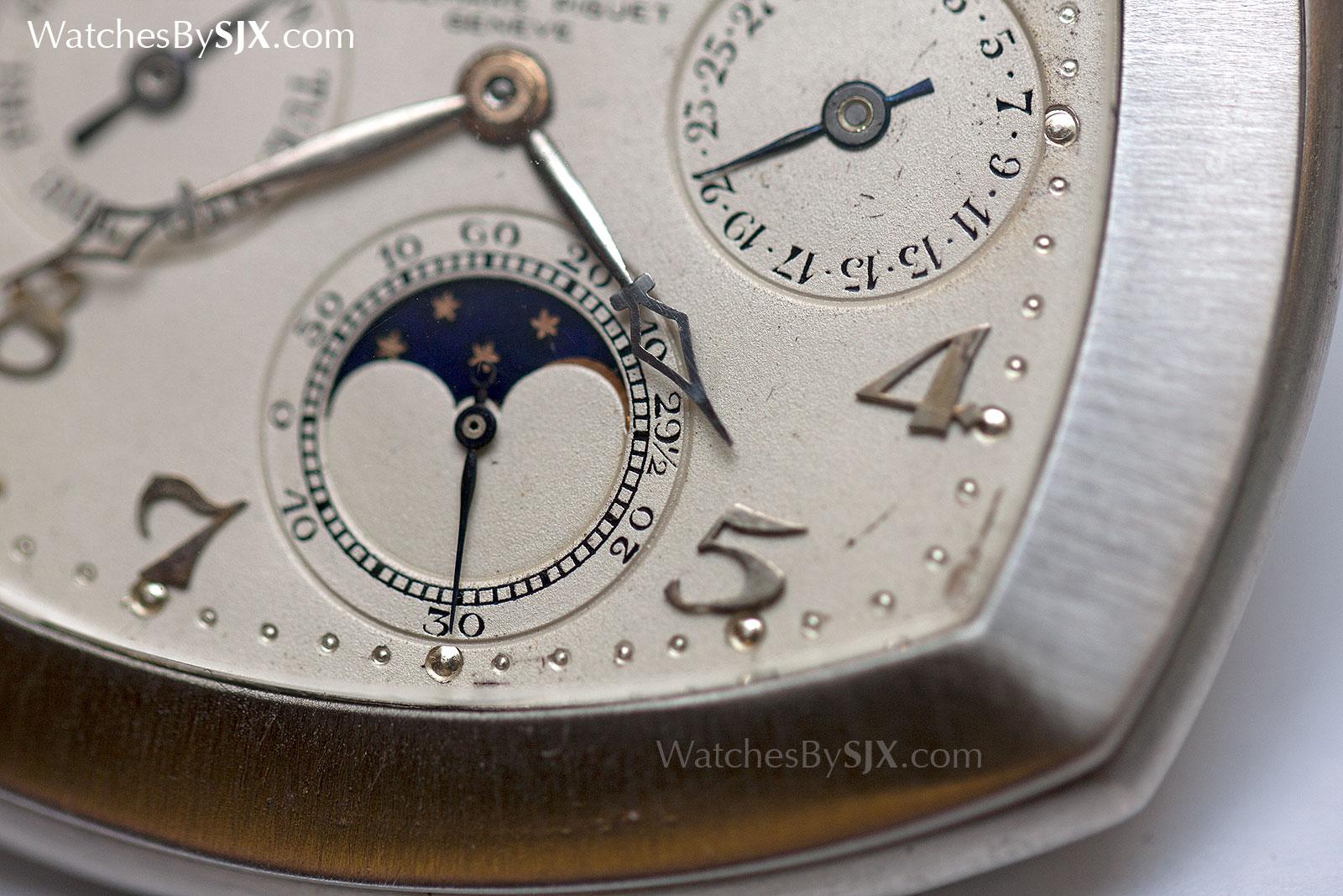 Audemars Piguet art deco perpetual calendar pocket watch 1923 2