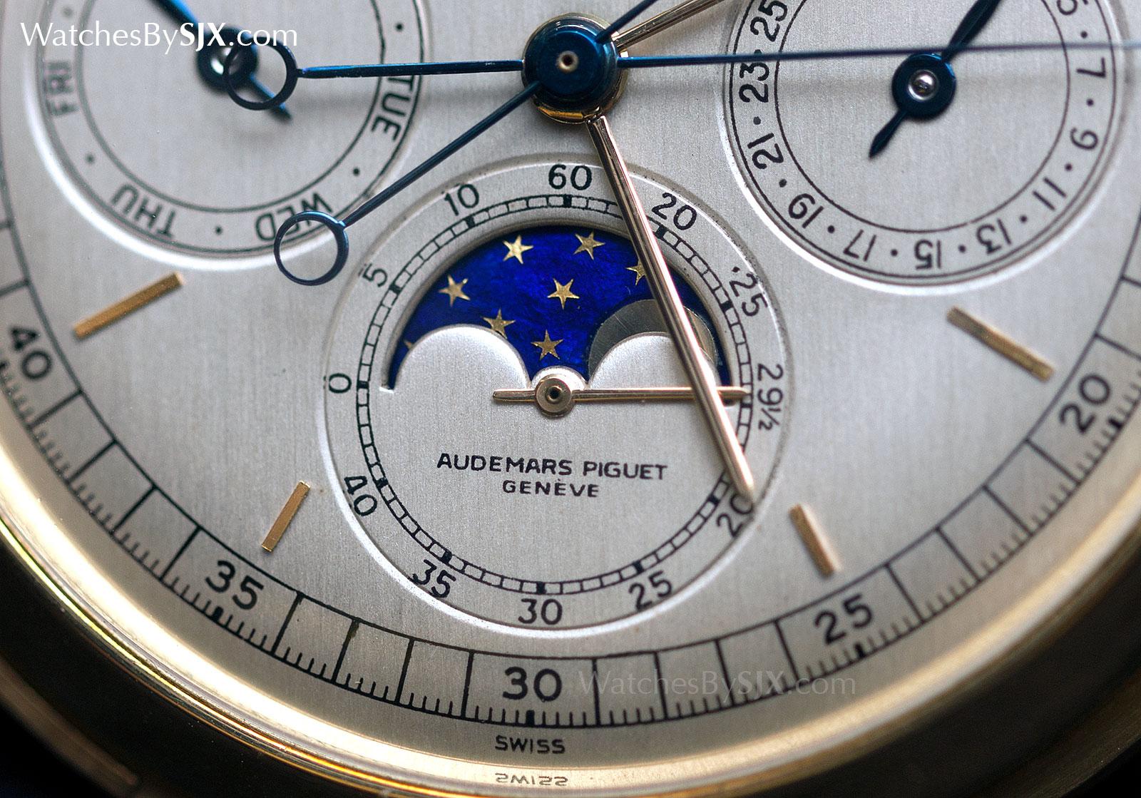 Audemars Piguet grand complication pocket watch c. 1970 1