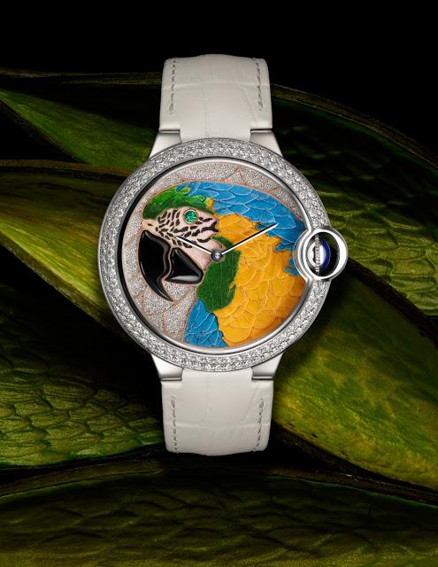 Ballon-Bleu-de-Cartier-floral-marquetry-parrot-watch_Nils-Herrmann-C2AC-Cartier-2013-282291