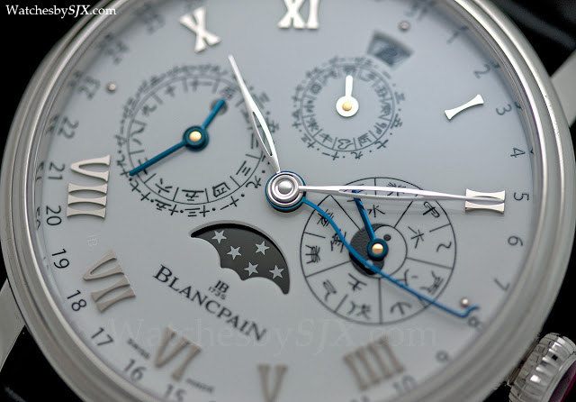 Up-Close With The Blancpain Villeret Traditional Chinese Calendar