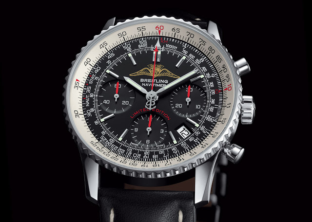 Breitling Pays Tribute To History With The Navitimer Aopa Limited