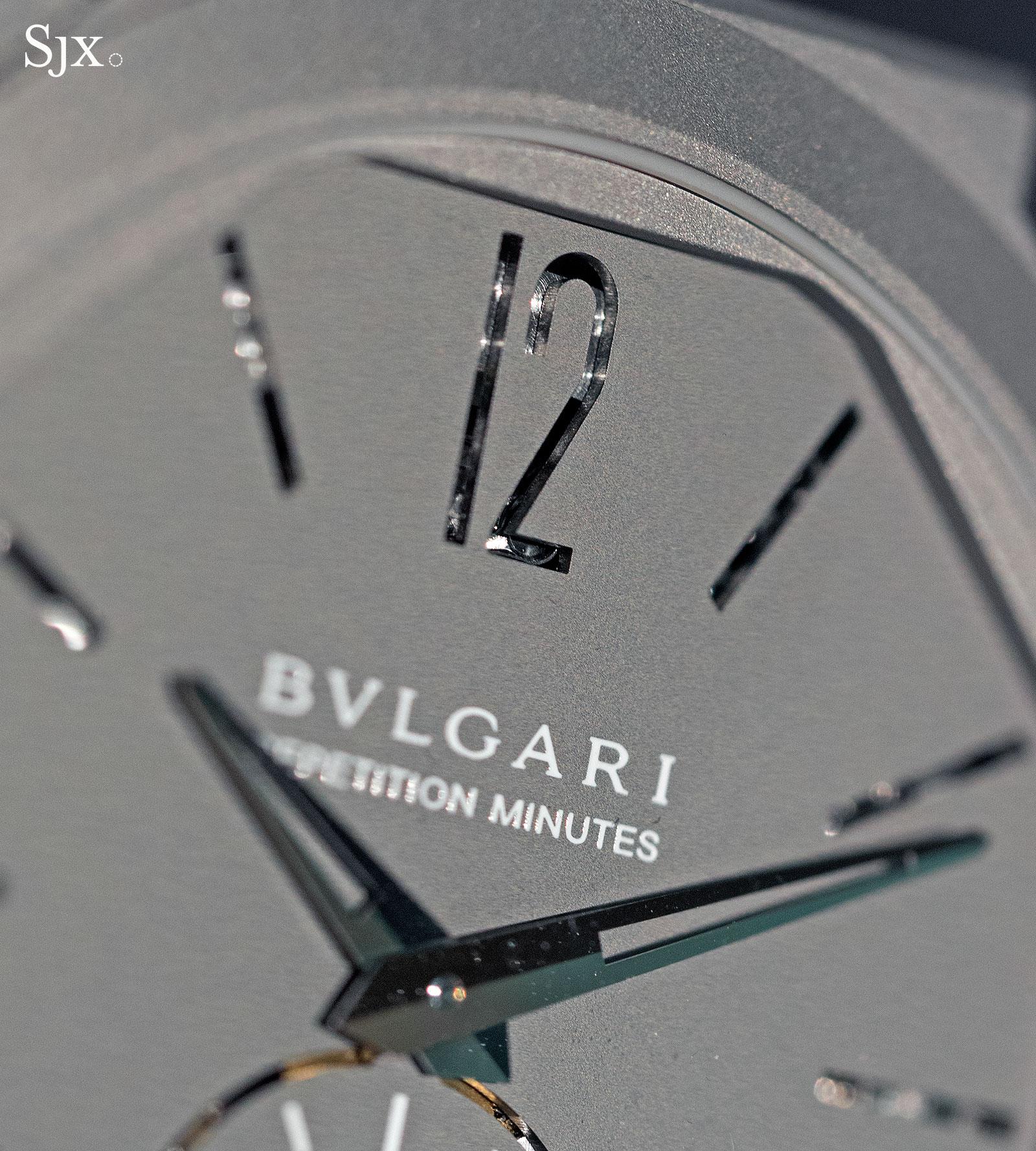 Bulgari Octo Finissimo Repeater titanium 1
