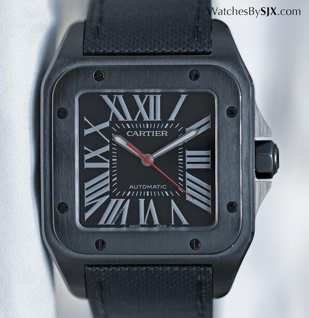 Cartier-Santos-100-Carbon-1