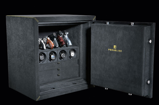 D Ttling Introduces Entry Level Luxury Safe For Watches