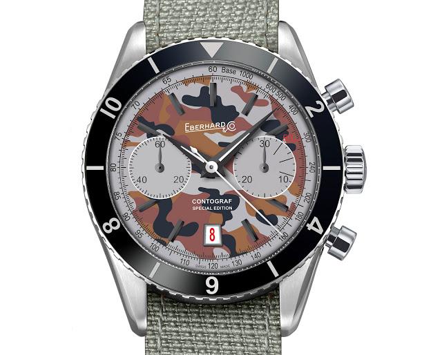 Eberhard-Contograf-Desert-Camouflage-Omani-dial