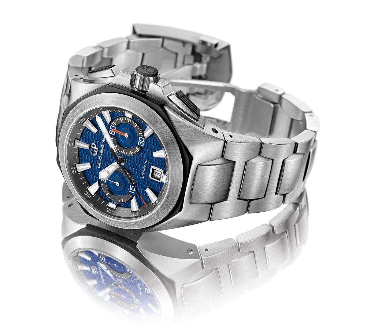 Girard-Perregaux-Chrono-Hawk-Steel-Bracelet-283291