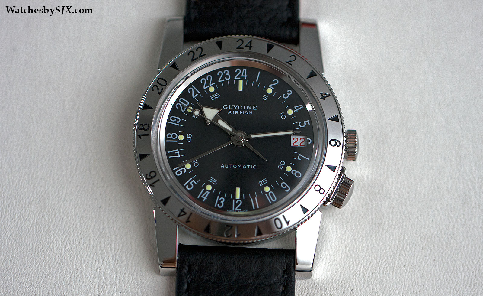 Glycine-Airman-No-1-reissue