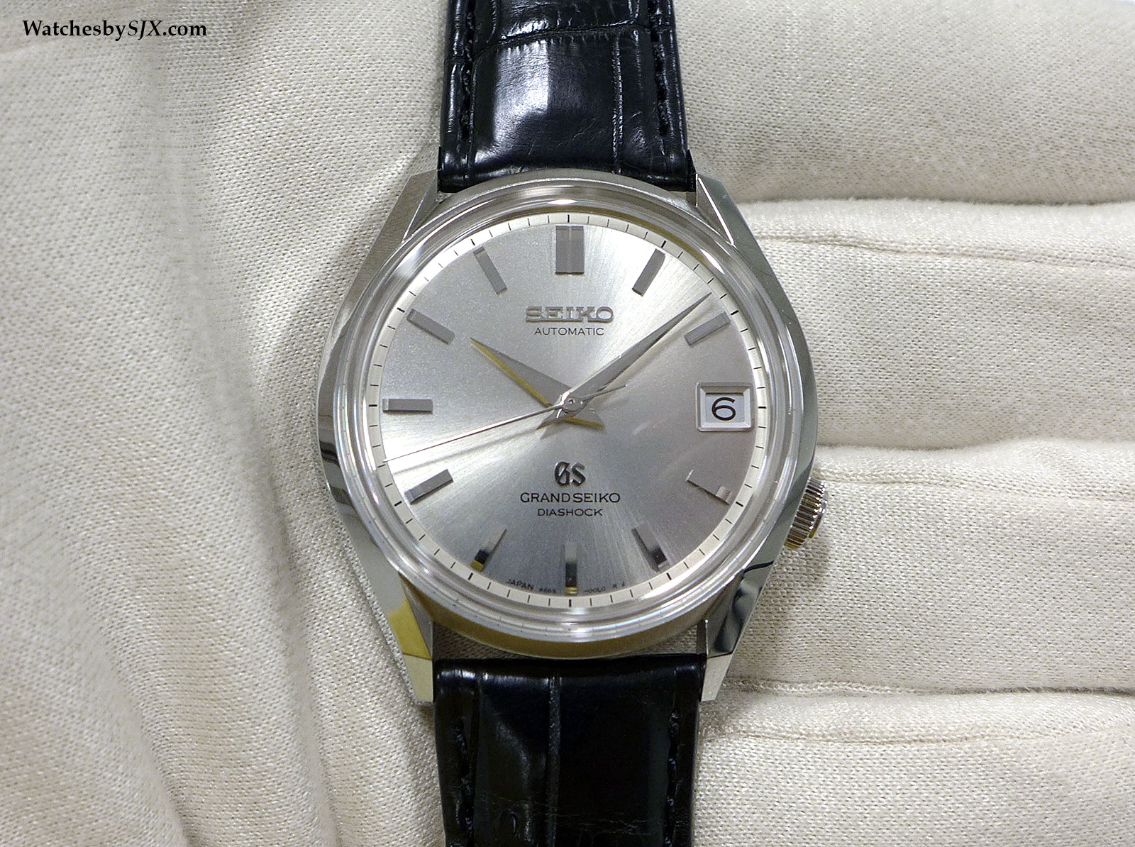 Hands-On With The Grand Seiko Historical Collection 62GS Reissue