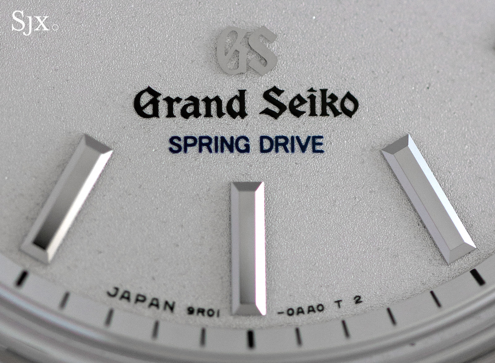 Grand Seiko Spring Drive 8 Day Power Reserve SBGD001 - 3