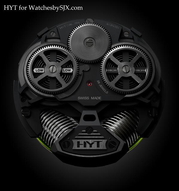 HYT-H2-Baselworld-20131
