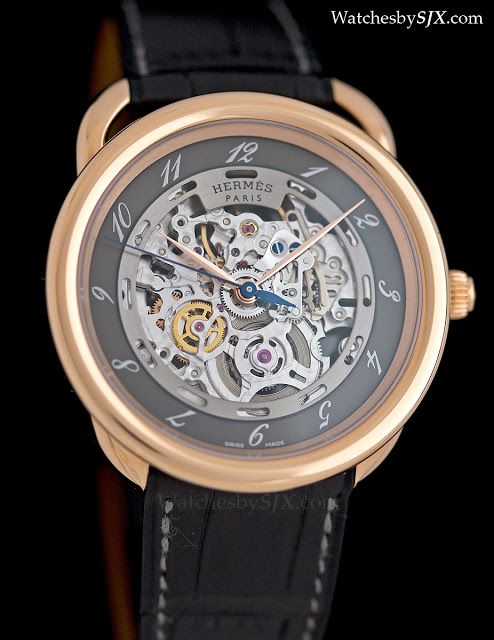 Hermes-Arceau-Squelette-skeleton-rose-gold-281291