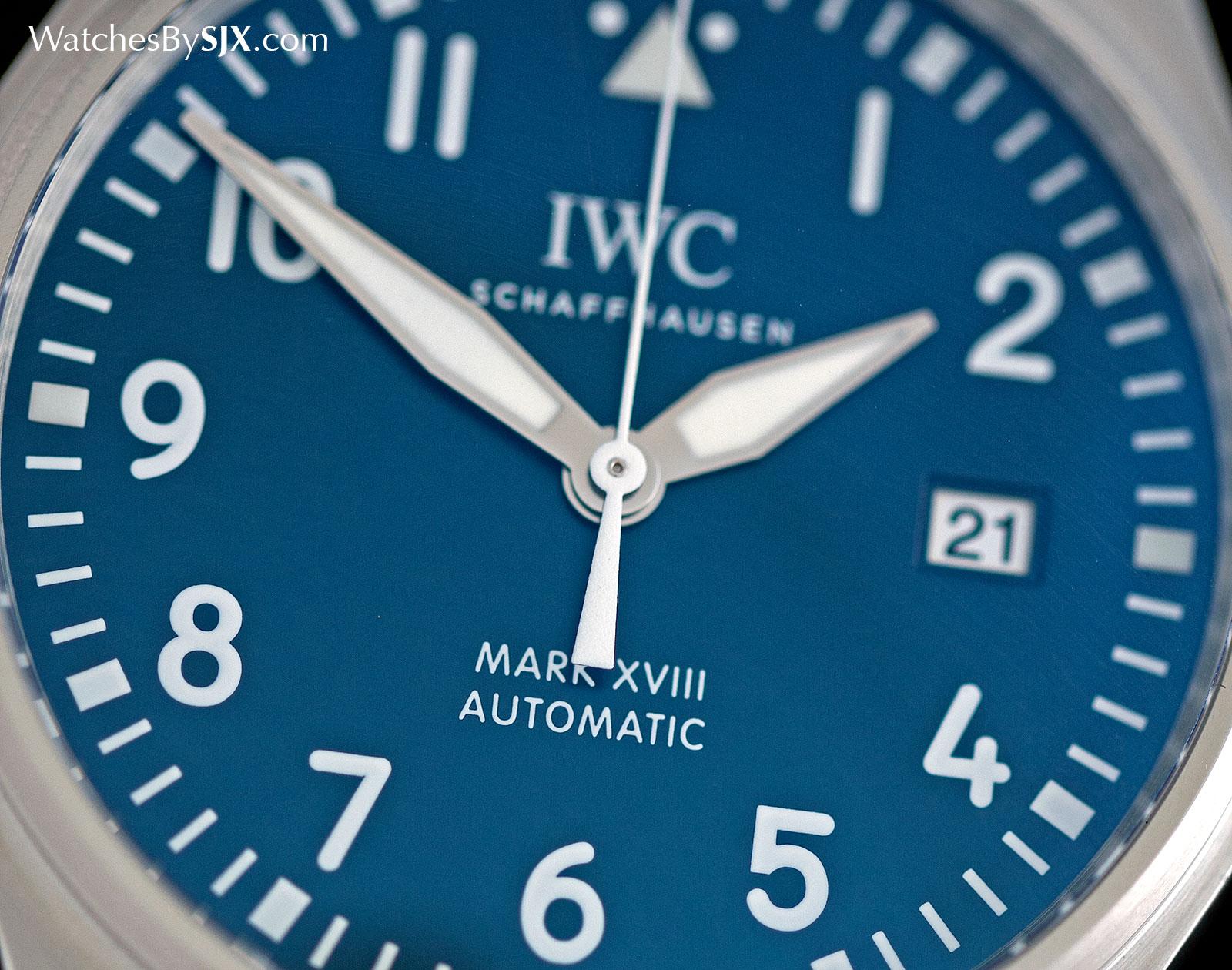 IWC Mark XVIII Le Petit Prince 1
