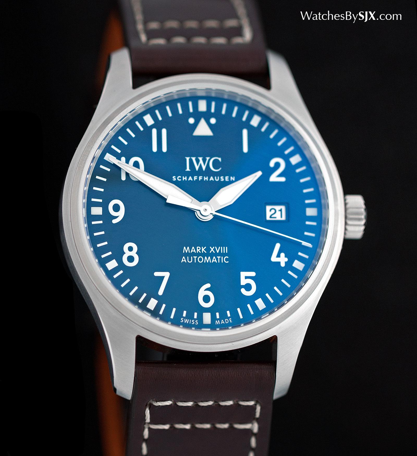 IWC Mark XVIII Le Petit Prince