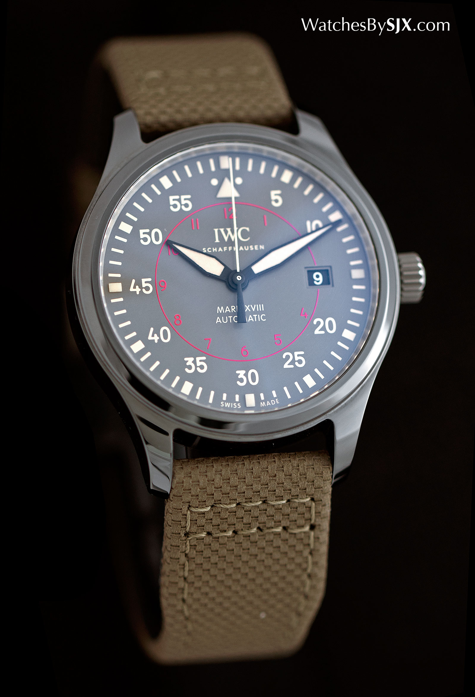 How Good Is The Mark Xviii Iwc S Entry Level Pilot S