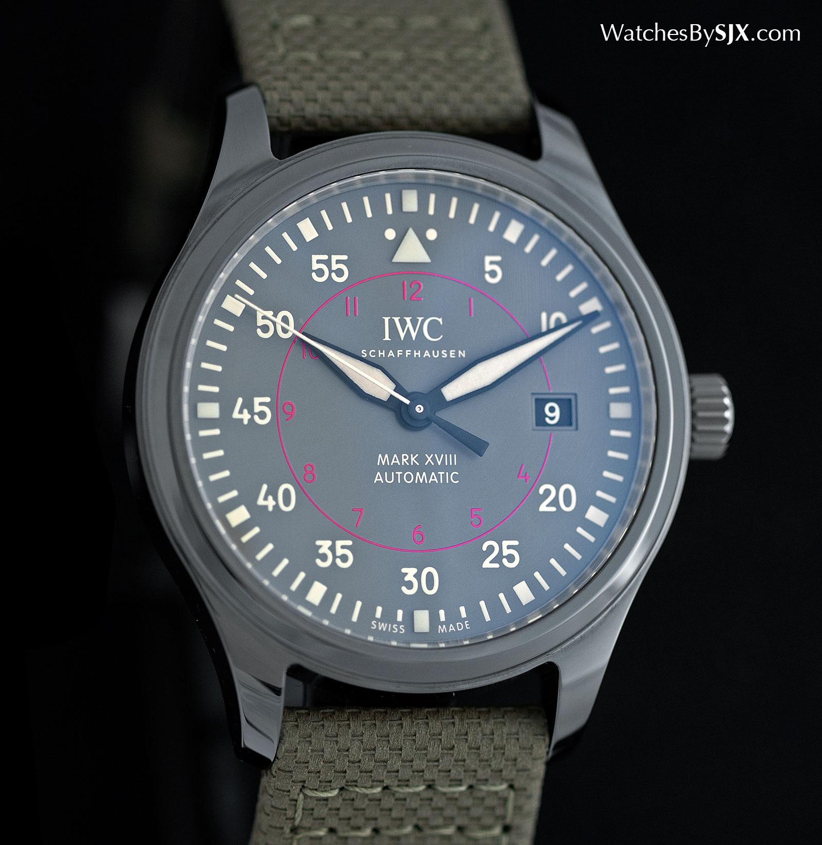 IWC Mark XVIII Miramar