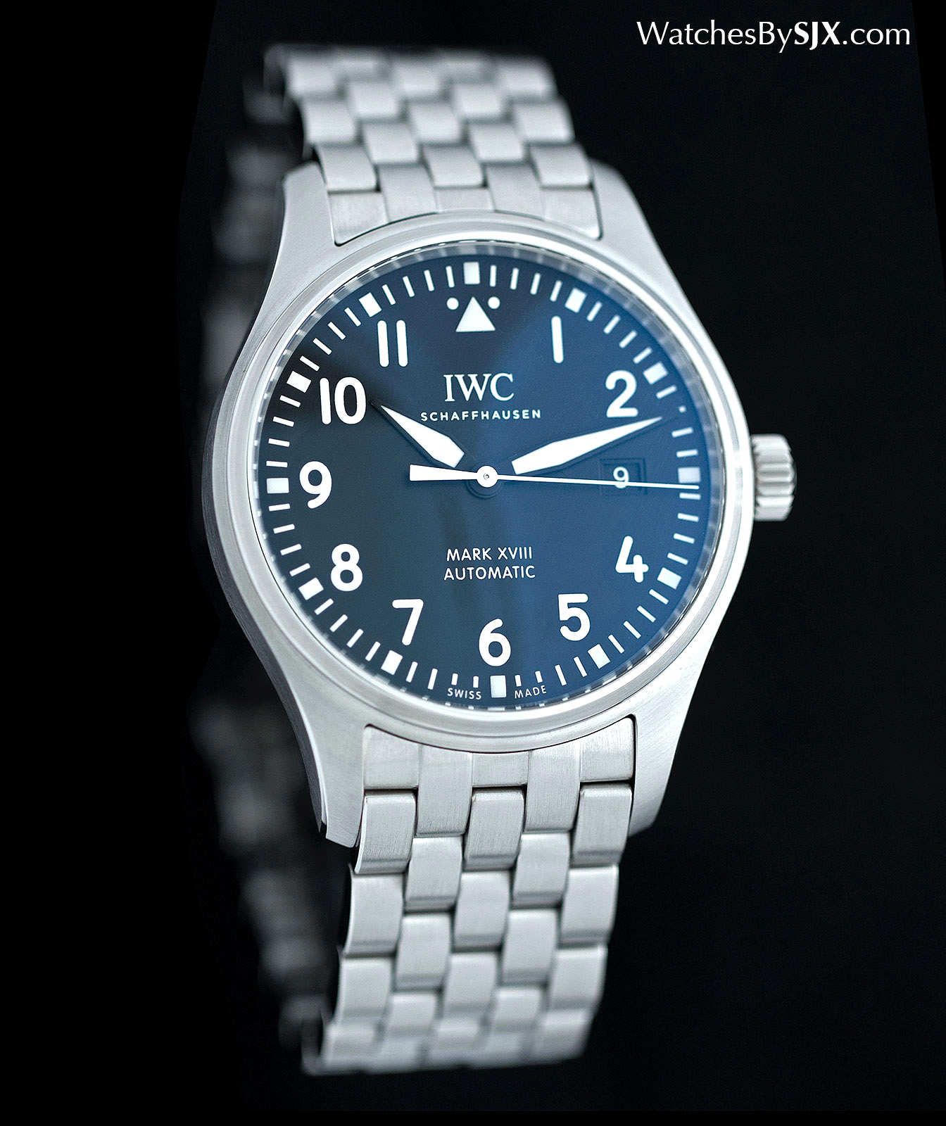 IWC Mark XVIII black