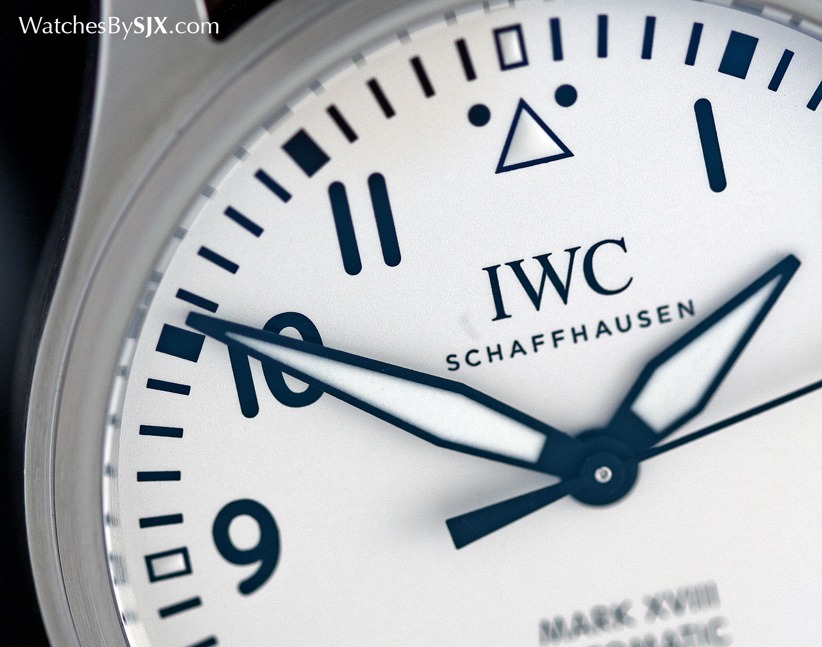 IWC Mark XVIII steel 1