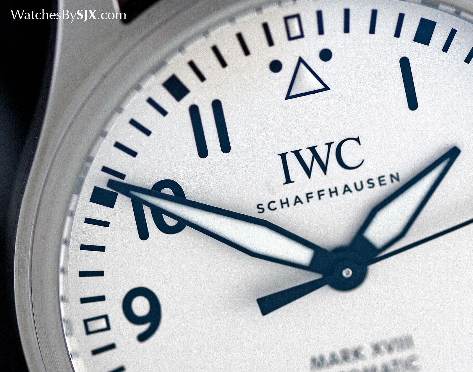 IWC Mark XVIII steel 1
