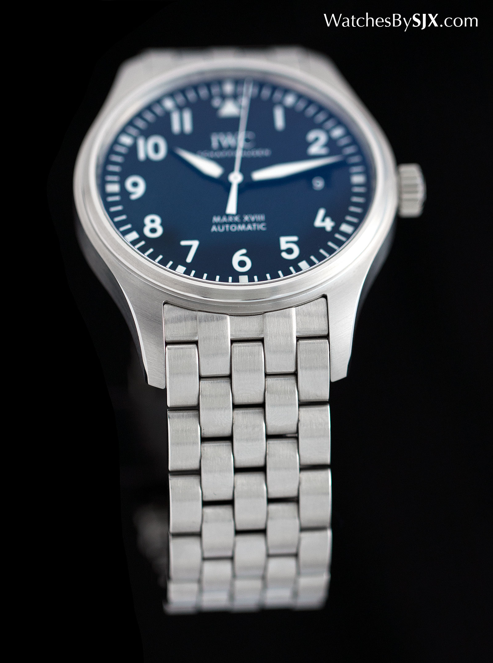 IWC Mark XVIII steel 5
