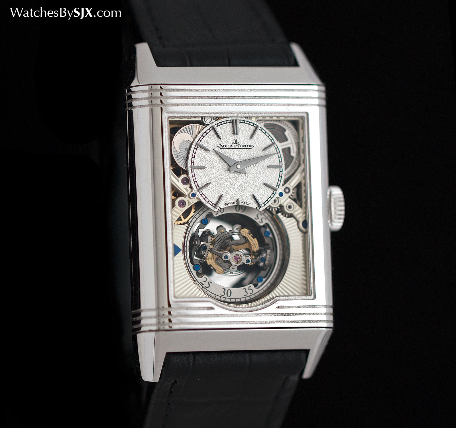 how good is the jaeger lecoultre reverso tribute gyrotourbillon sjx watches. Black Bedroom Furniture Sets. Home Design Ideas