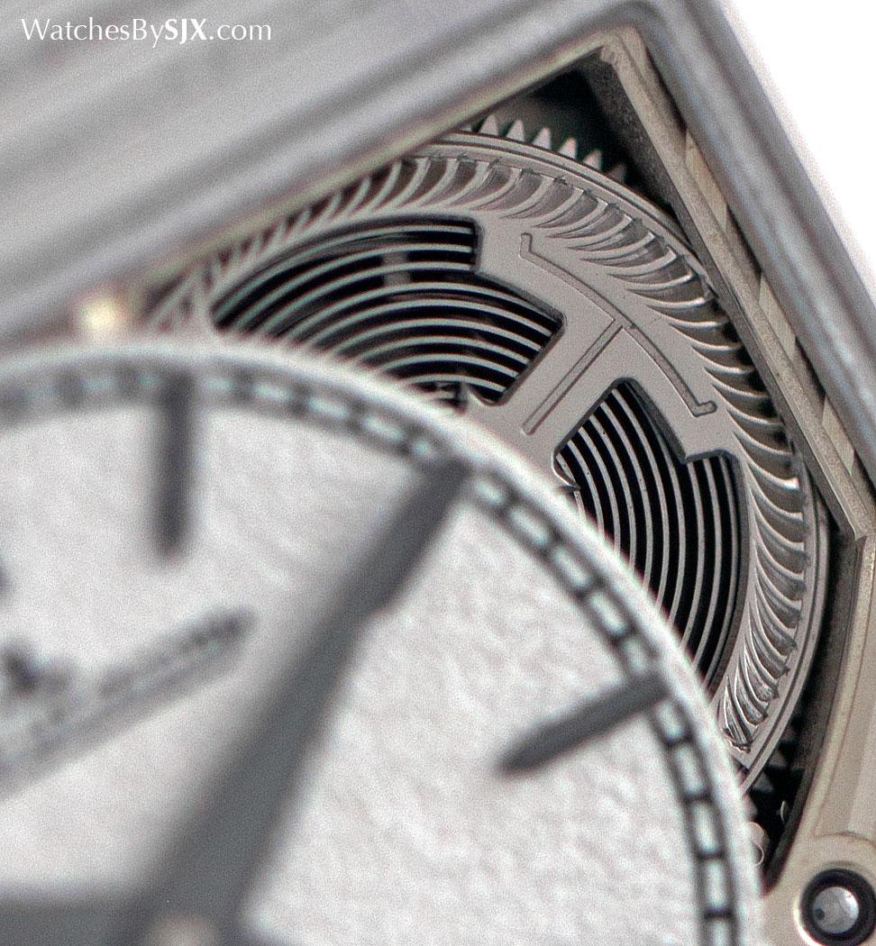 Jaeger-LeCoultre Reverso Tribute Gyrotourbillon platinum 11