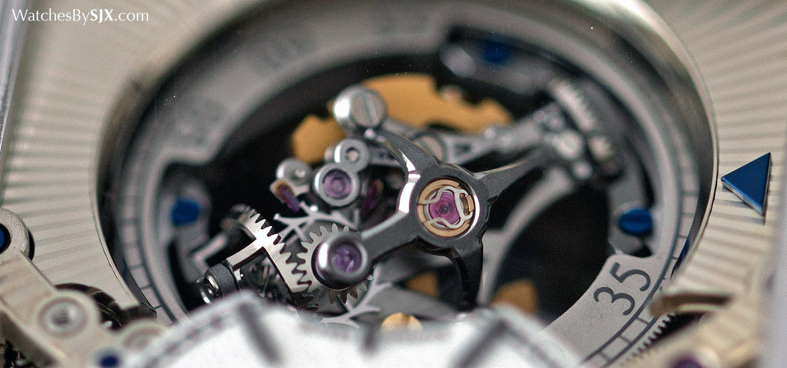 Jaeger-LeCoultre Reverso Tribute Gyrotourbillon platinum 13