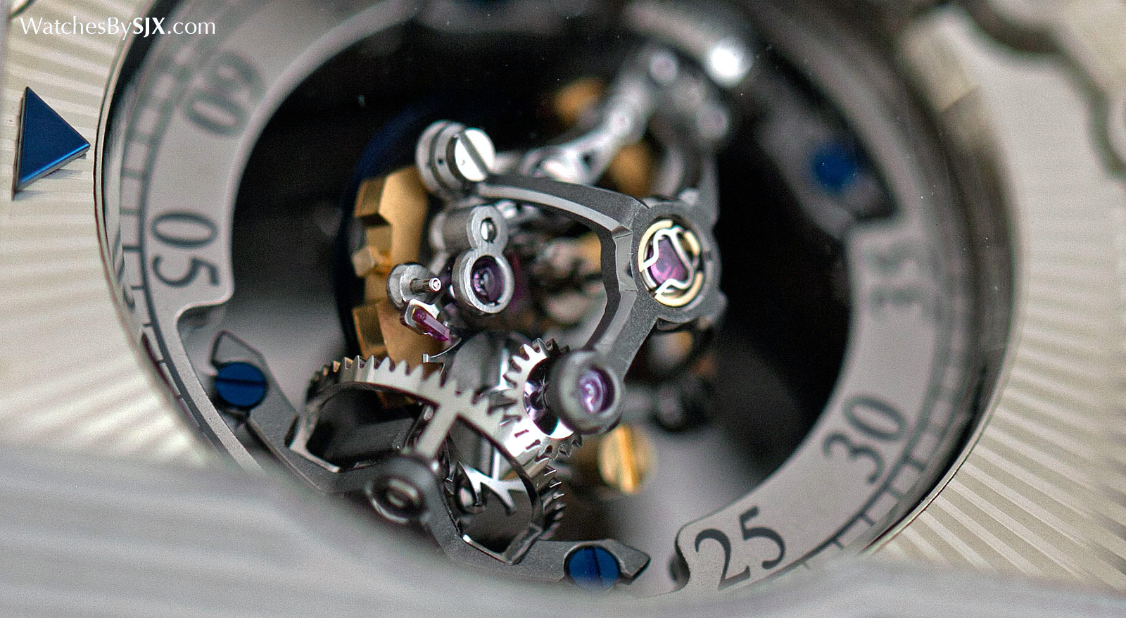 Jaeger-LeCoultre Reverso Tribute Gyrotourbillon platinum 14