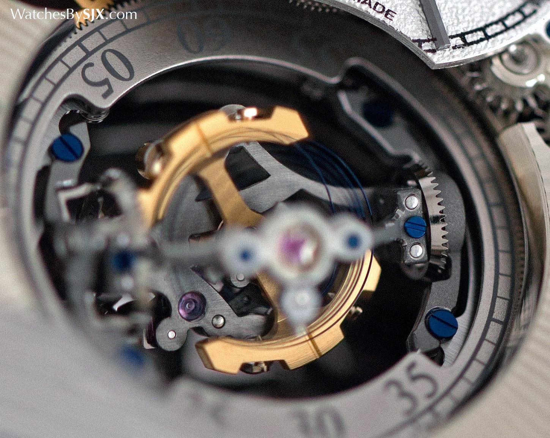 Jaeger-LeCoultre Reverso Tribute Gyrotourbillon platinum 15