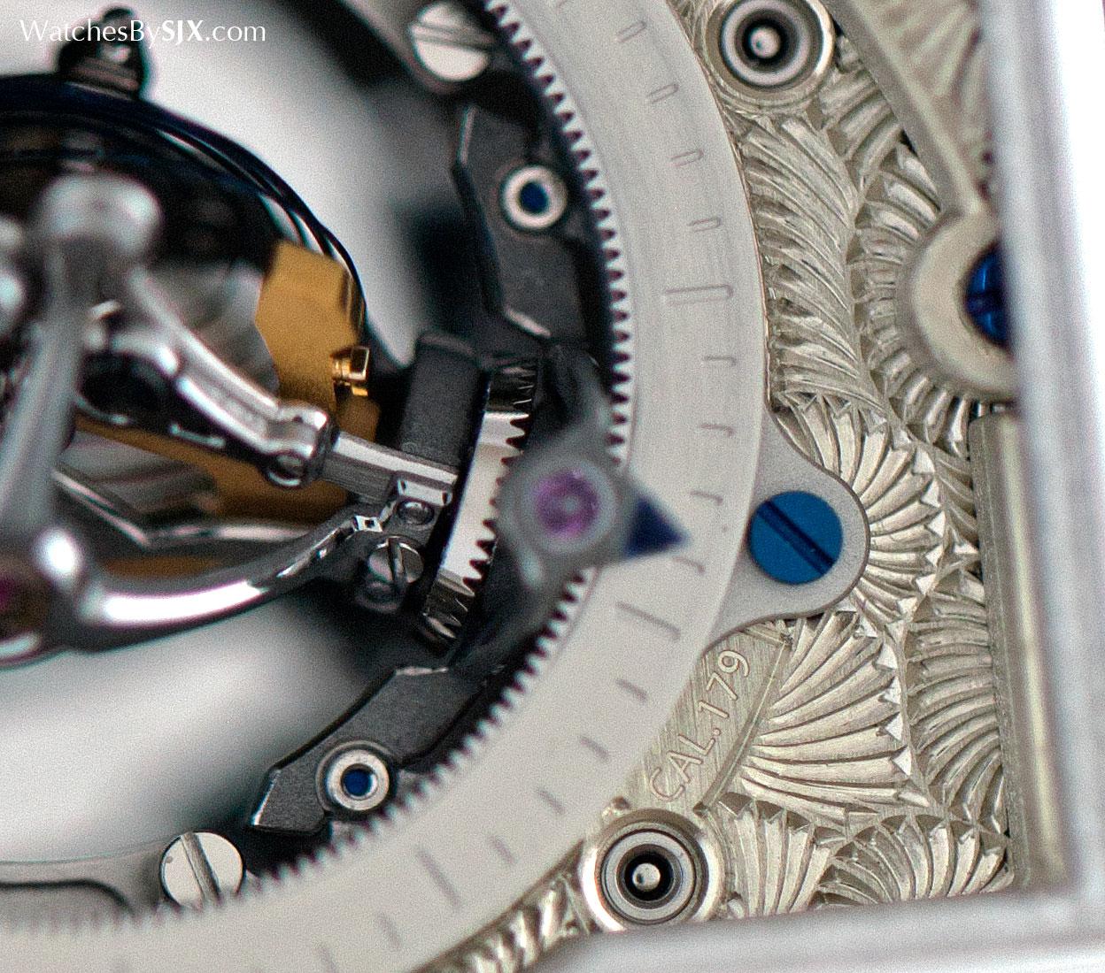 Jaeger-LeCoultre Reverso Tribute Gyrotourbillon platinum 19