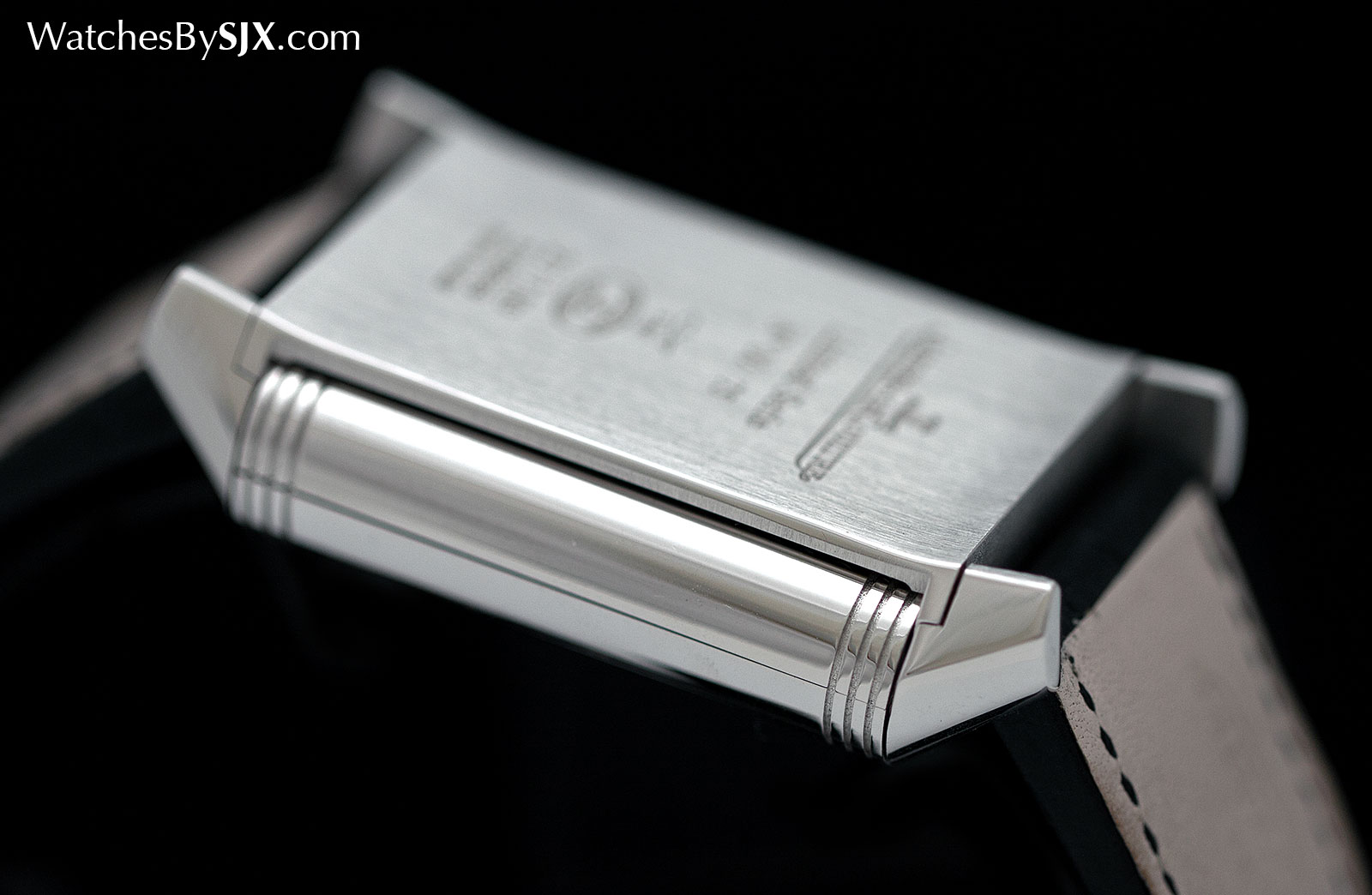Jaeger-LeCoultre Reverso Tribute Gyrotourbillon platinum 22