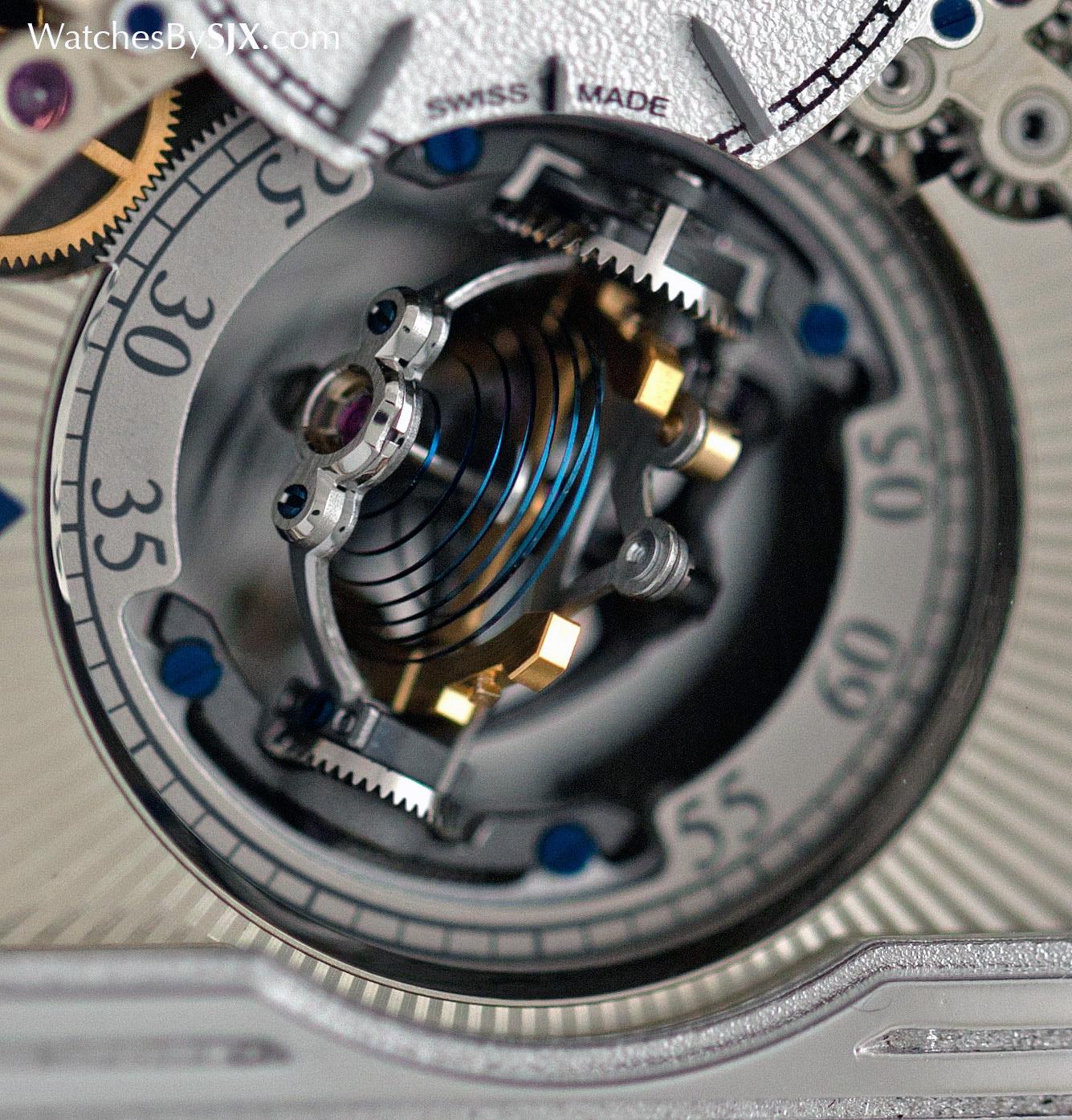Jaeger-LeCoultre Reverso Tribute Gyrotourbillon platinum 5