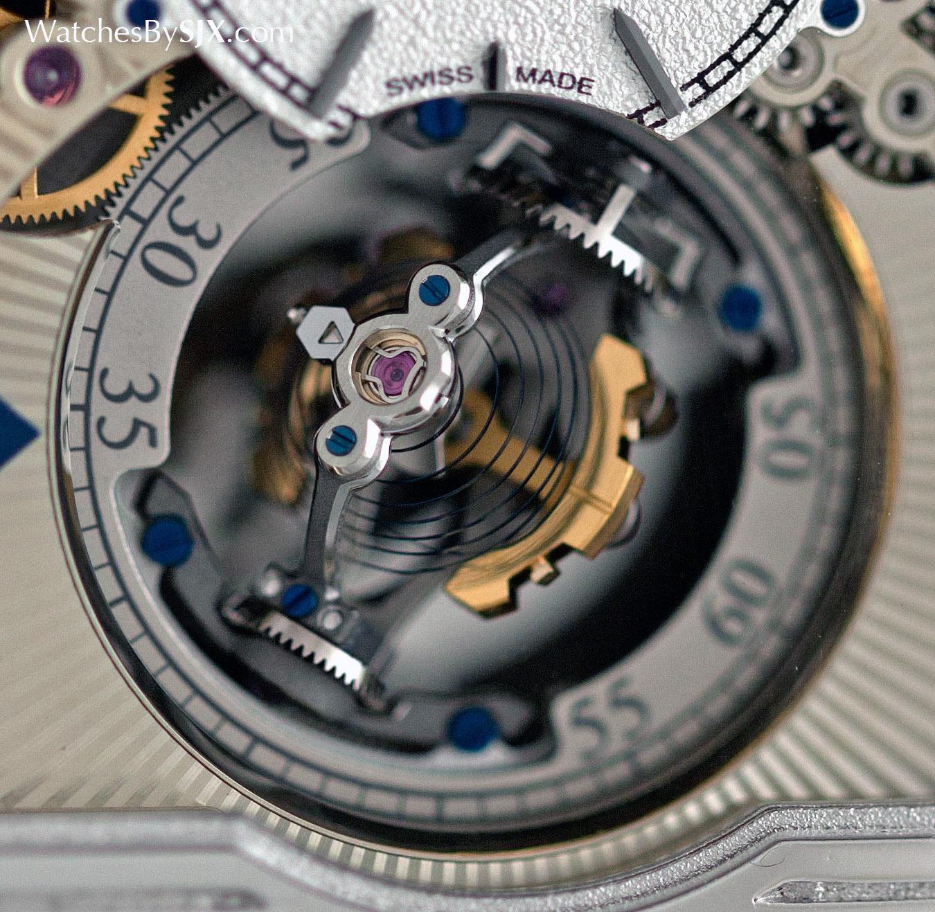 Jaeger-LeCoultre Reverso Tribute Gyrotourbillon platinum 6