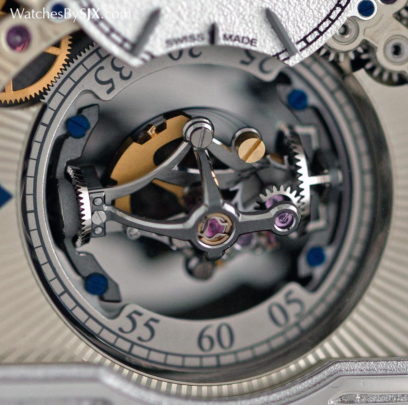 Jaeger-LeCoultre Reverso Tribute Gyrotourbillon platinum 7