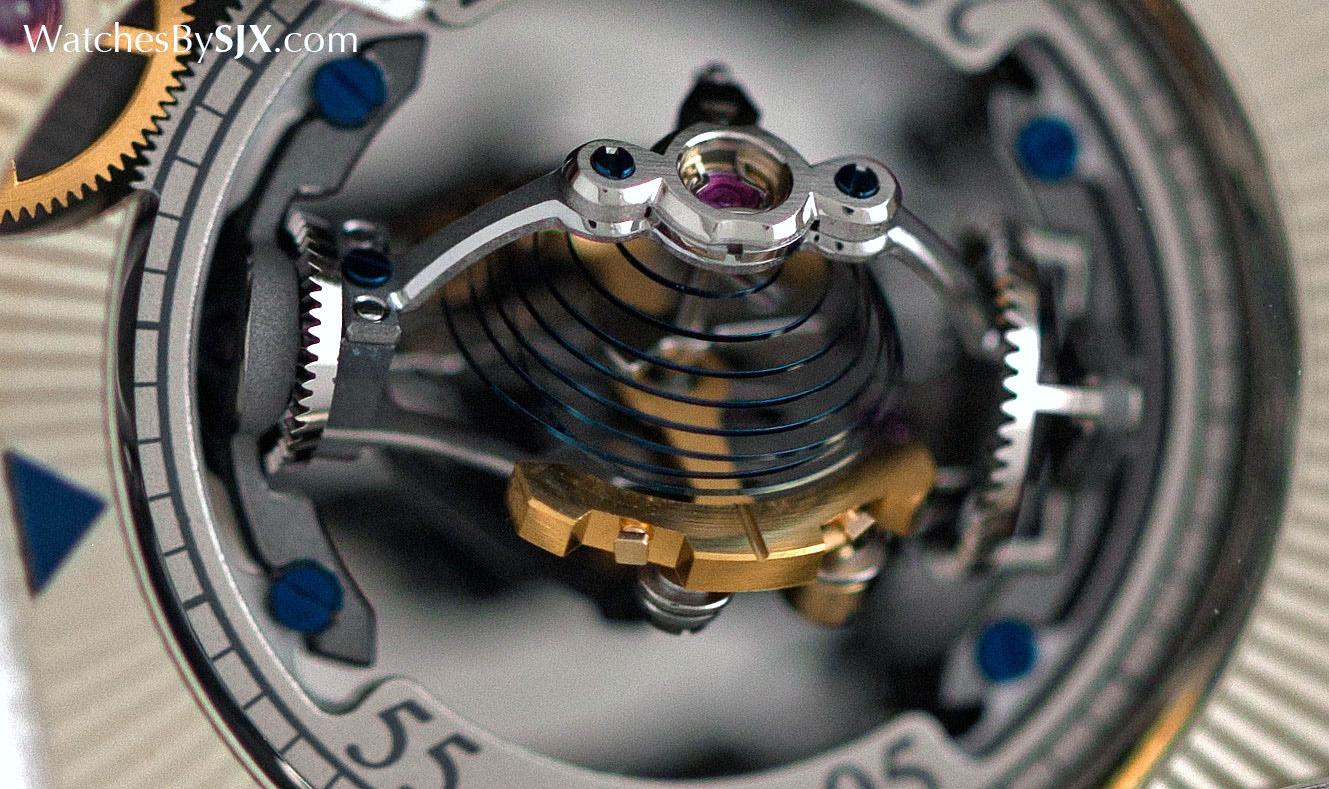 Jaeger-LeCoultre Reverso Tribute Gyrotourbillon platinum 8