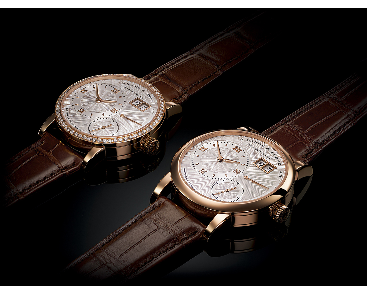 Lange-1-20th-Anniversary-Set-rose