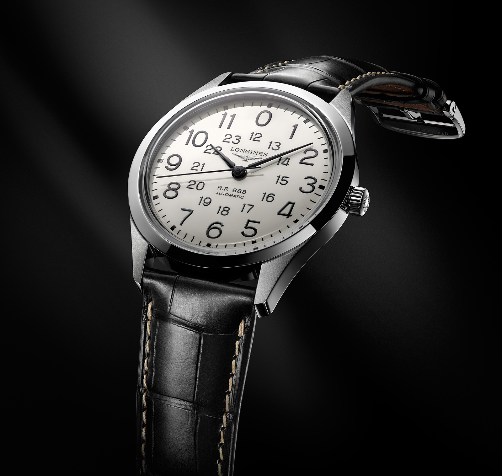 Longines RailRoad 1