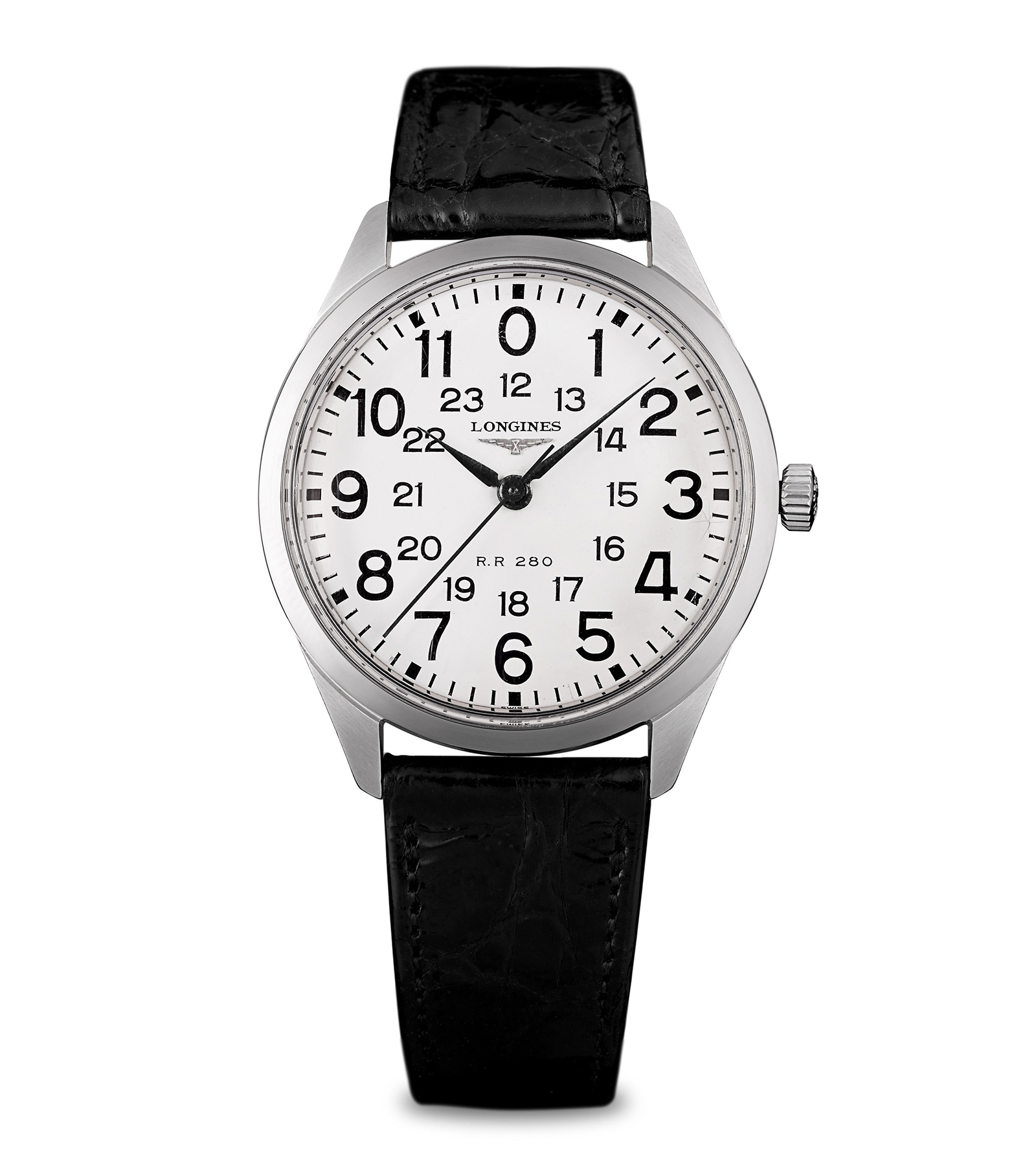 Longines RailRoad 3