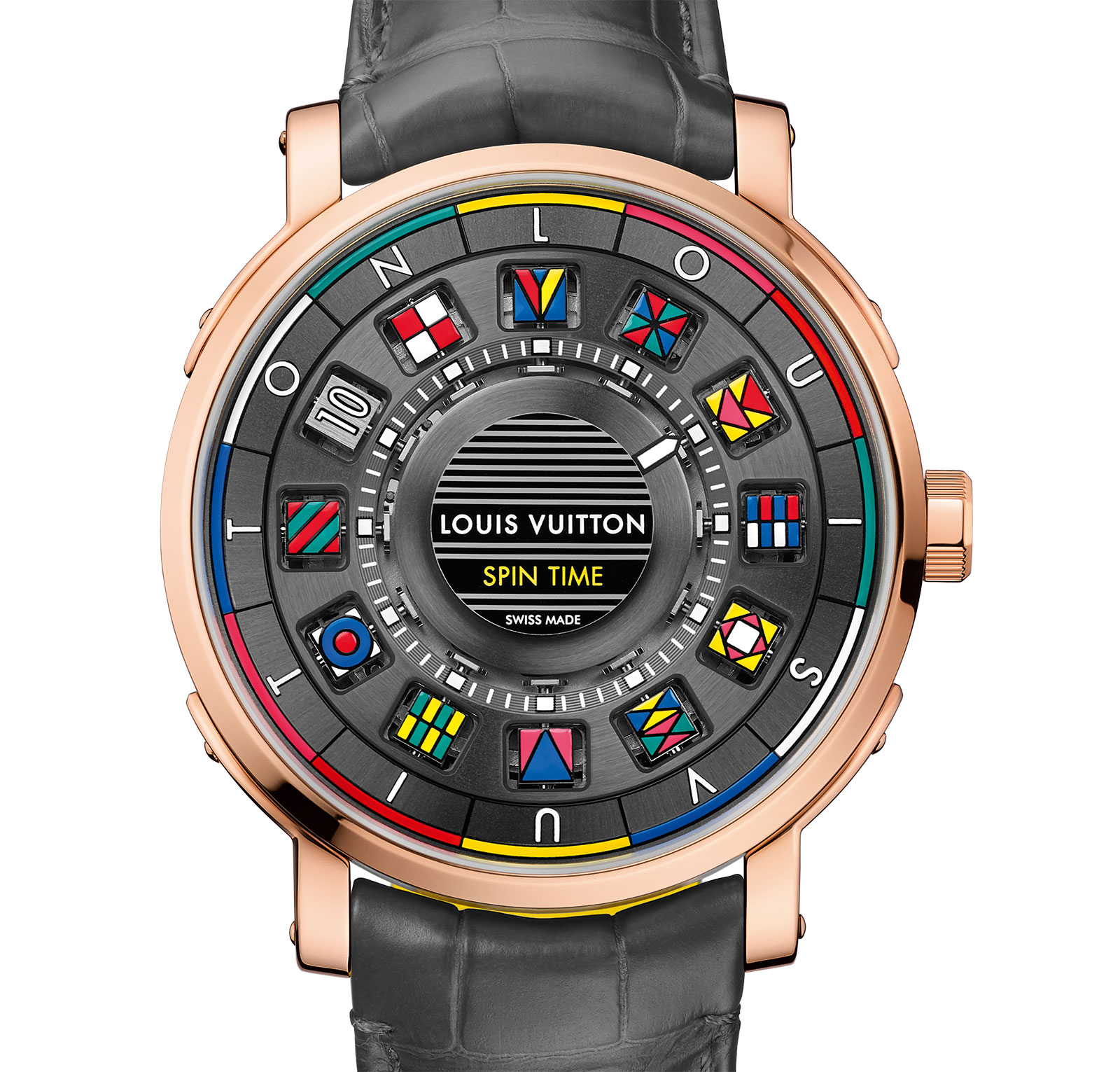 Louis Vuitton Escale Spin Time 1