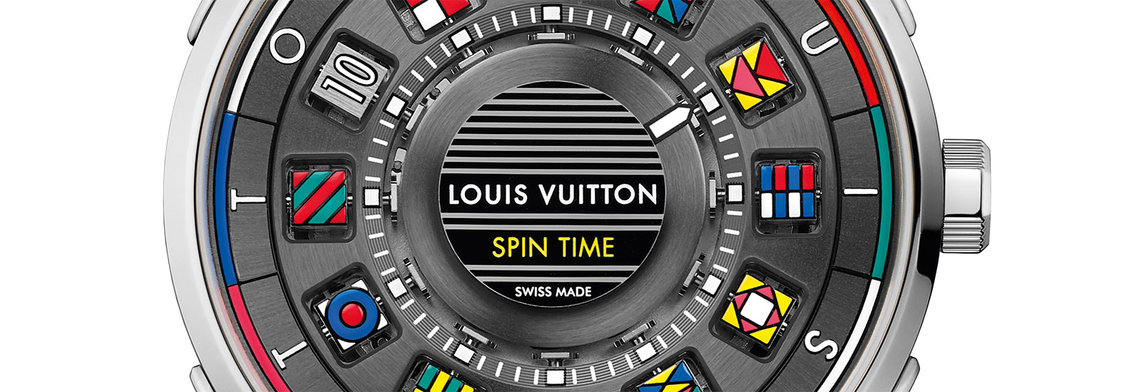 Louis Vuitton Escale Spin Time 2